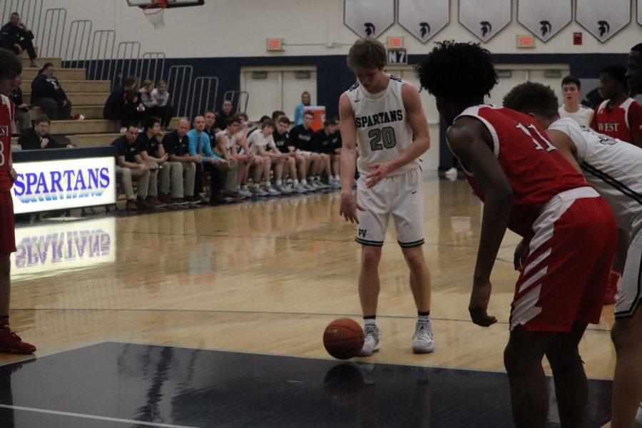 Slideshow: PV Boys Basketball vs. Davenport West