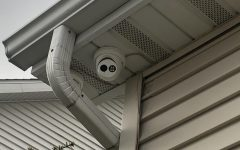 As the chaos of the pandemic ensues, security cameras are becoming increasingly popular in households.