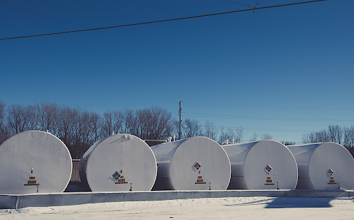 As the oil glut continues, empty storage tanks are becoming few and far between.