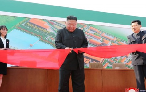 North Korean dictator, Kim Jong-un, reportedly makes a public appearance after weeks of silence.