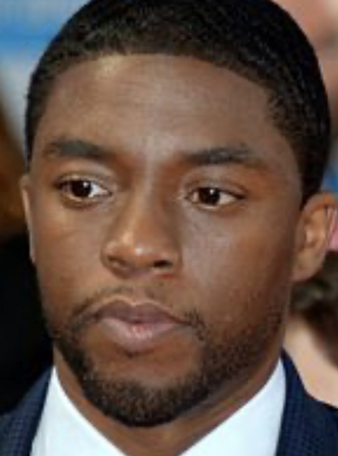 Boseman at the Deauville Film Festival in 2014.