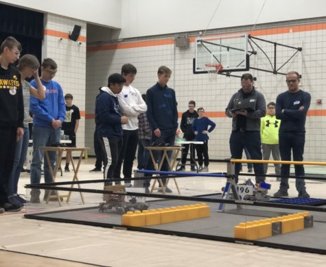 Regular Robotics meet that took place in November of 2019.