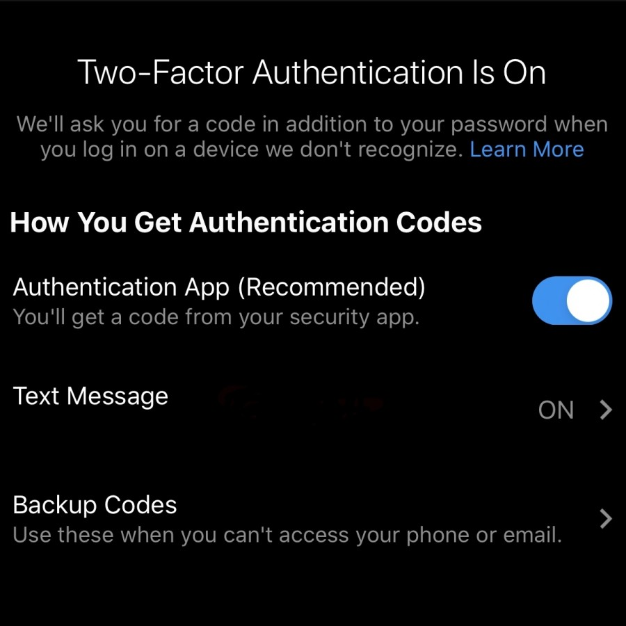"""Two-Factor Authentication is one of the best ways to secure and protect your social media account"""