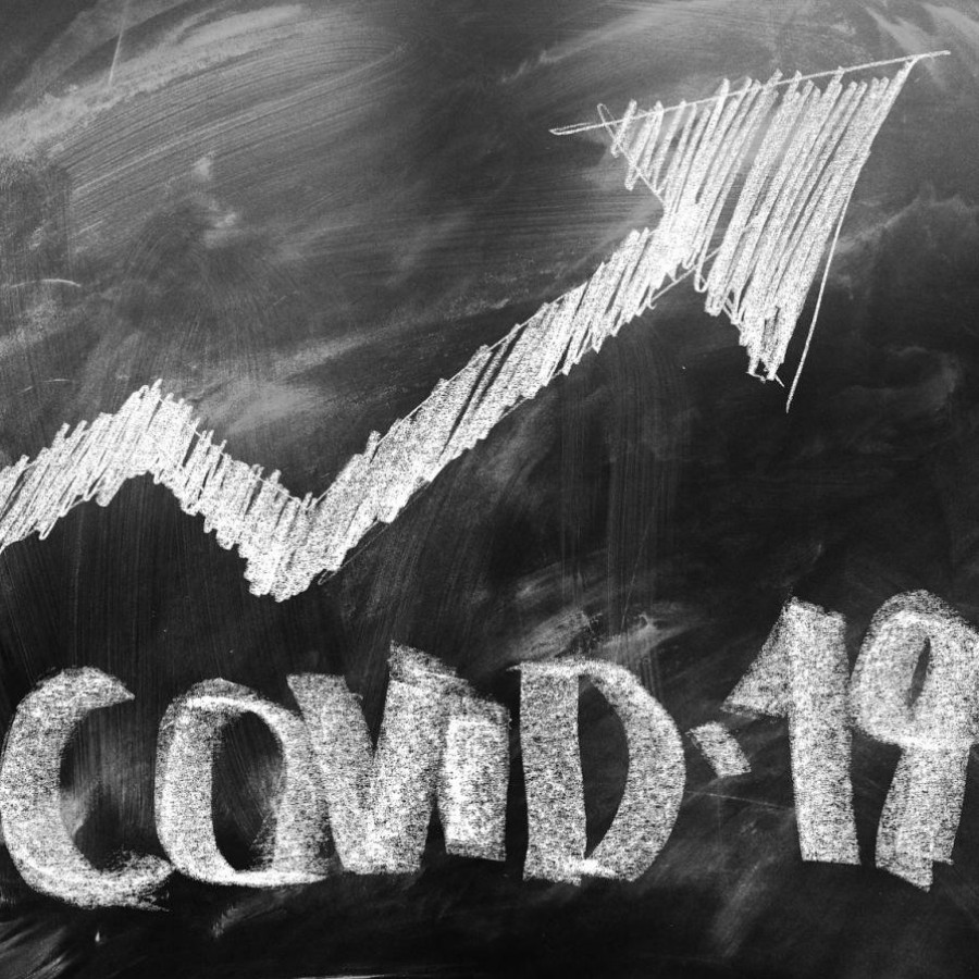 COVID-19 cases in Scott County have been rising as the school year continues on.