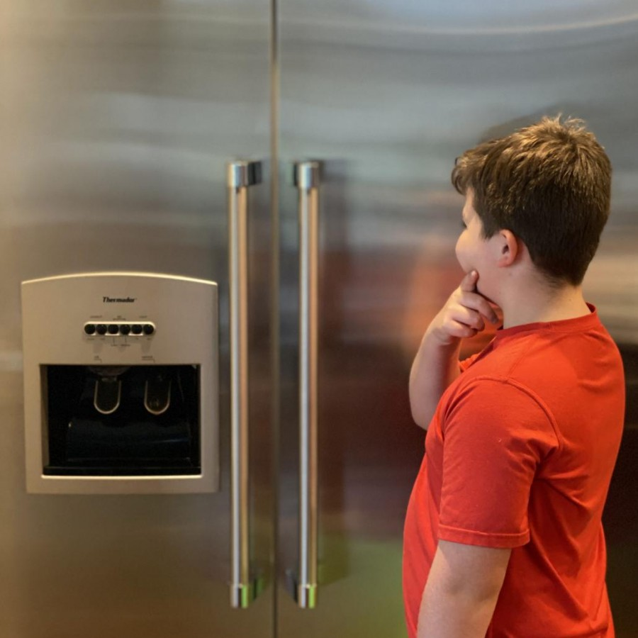 Evan Van Utrecht wonders how fridge works
