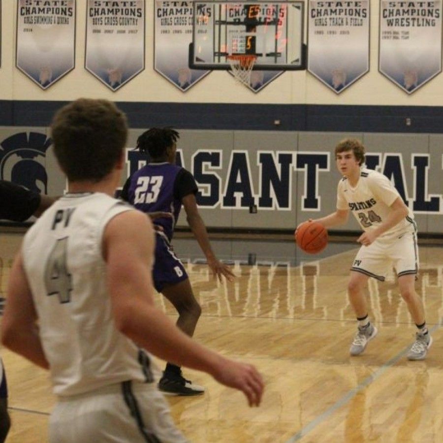 Basketball, a PV winter sport, is subject to many changes this year.