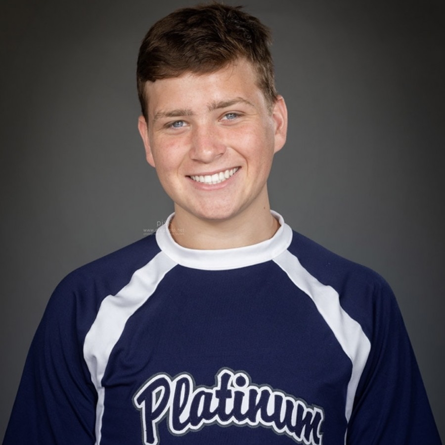 Louie Conn, Pleasant Valley Platinum's first male dancer is enjoying his last year on the school's dance team, but says his dancing journey is far from over.
