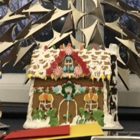 Even if your ginger bread houses turn out poorly, it is still fun to do!