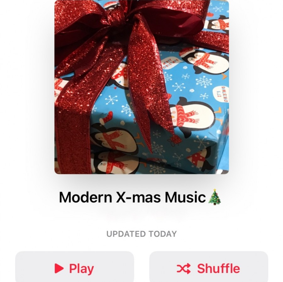 Use these songs to spice up your Christmas playlist and get festive for the holidays!