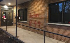 Temple Emanuel of Davenport, Iowa was one of several Jewish institutions and monuments targeted during the holiday Hanukkah when it was spray painted with an antisemitic message.