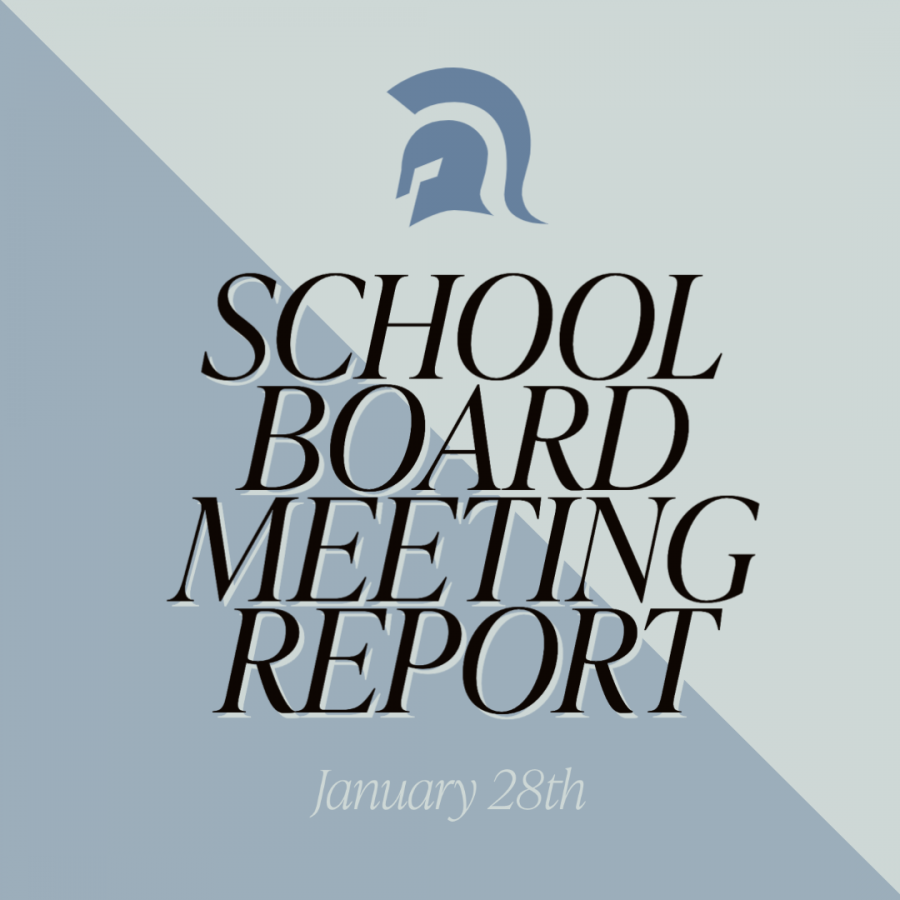 Board meeting report: Feb. 16 the most likely start date for 100% in-person learning model