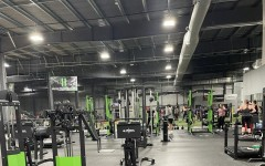 "TBK Sports Complex's ""Level II Fitness"" which serves as a home for the Athlete Development Project."
