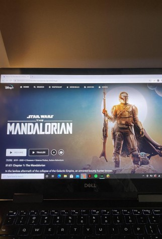 The Mandalorian is a popular TV show that releases one episode per week.