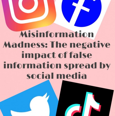 Misinformation is easily fed into social media users' minds due to the quick nature of posting to these platforms.