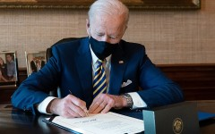 The stimulus bill has now been signed by President Biden and the money will soon be allocated and sent out to U.S. citizens and businesses.
