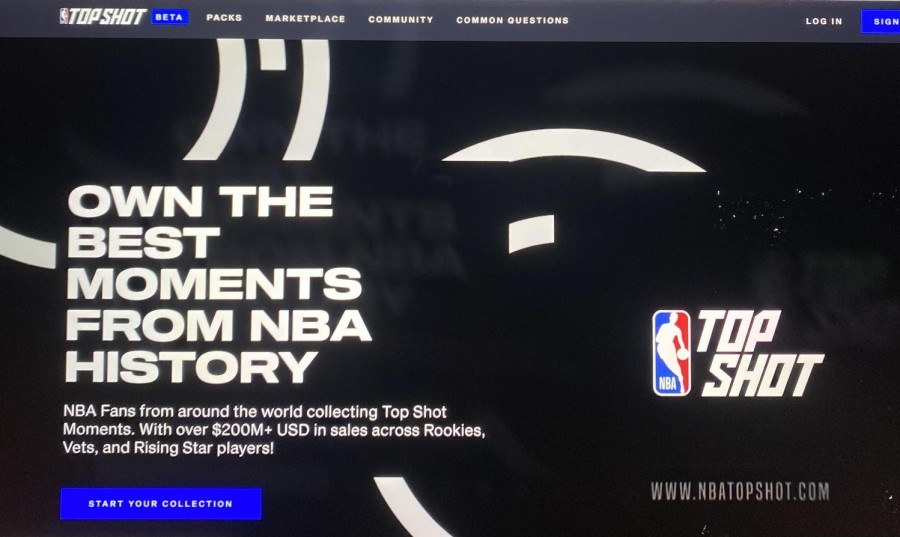 NBA Top Shot is an online platform that allows users to buy, sell, and trade their favorite NBA highlight clips.