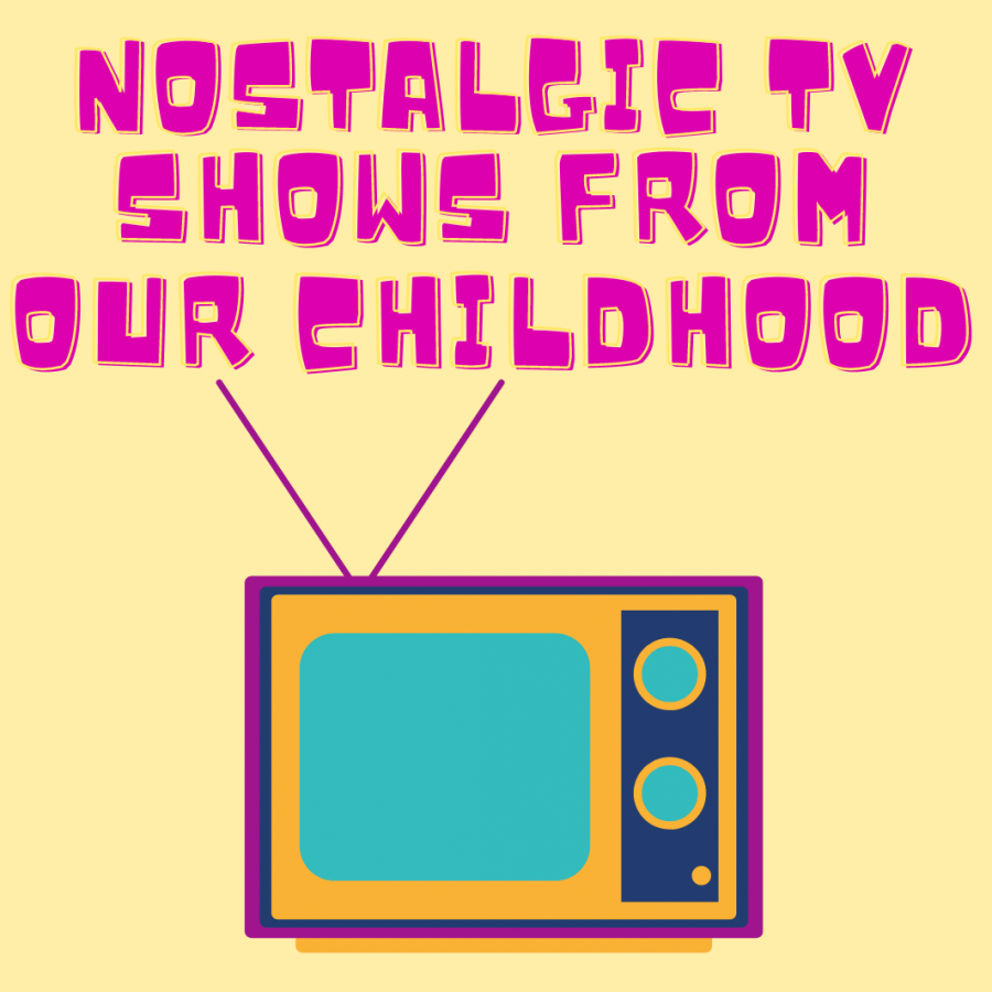 Life is tough, but these 12 shows are guaranteed to bring you back to your childhood!