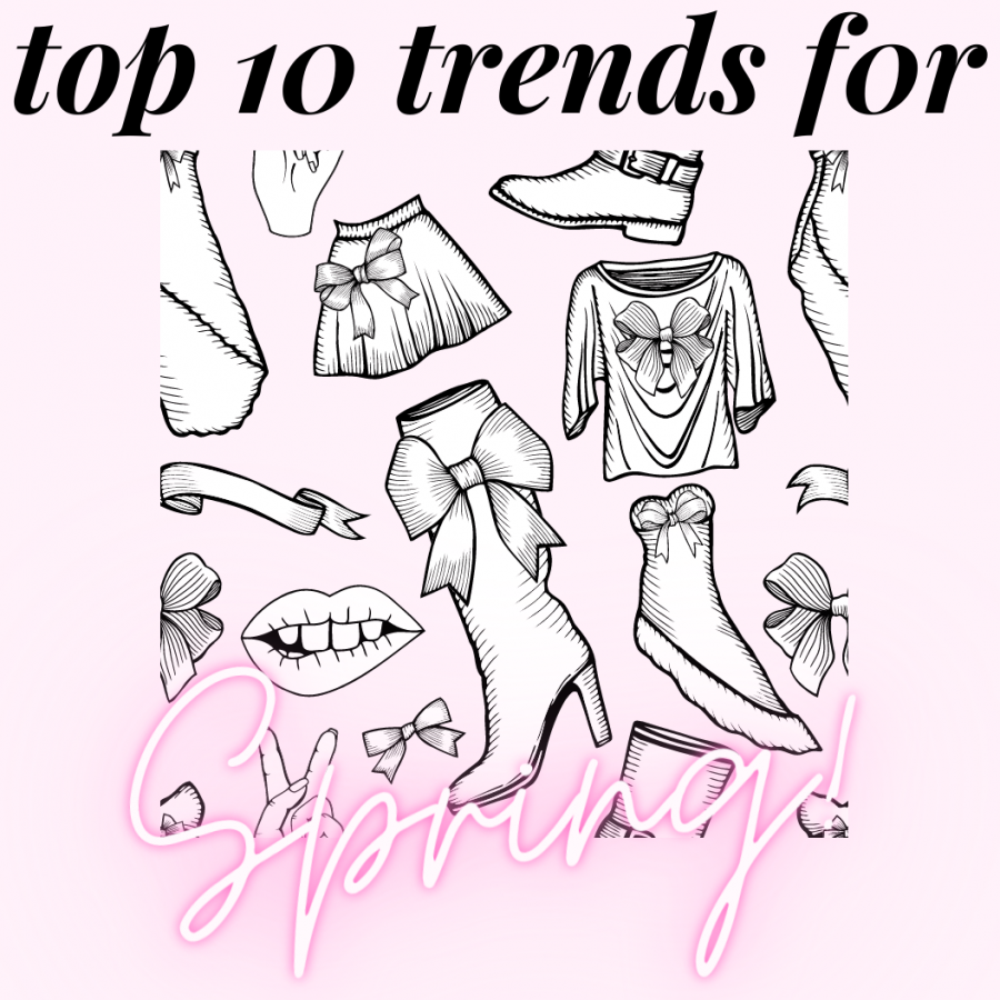 Take a look at the upcoming fashion trends for Spring 2021.