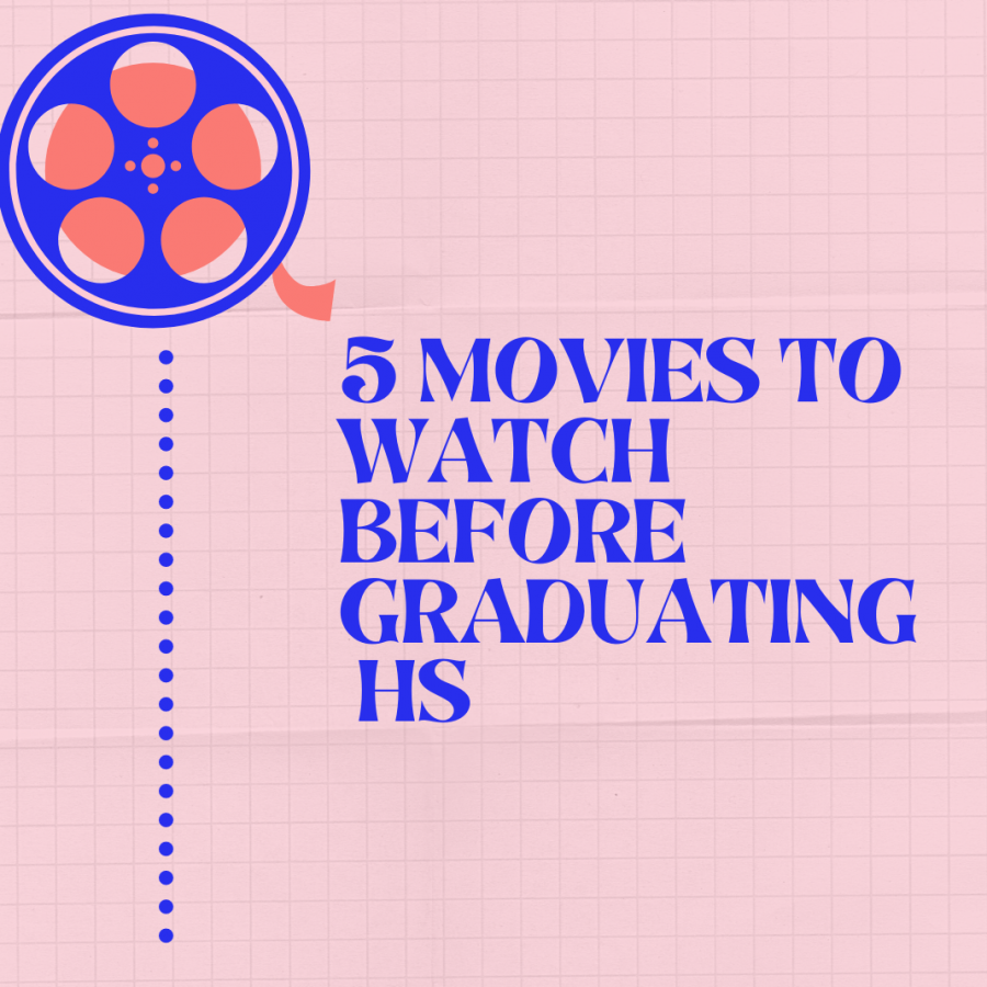 Watch these movies before graduating high school and learn all the lessons to prepare you for adulthood.