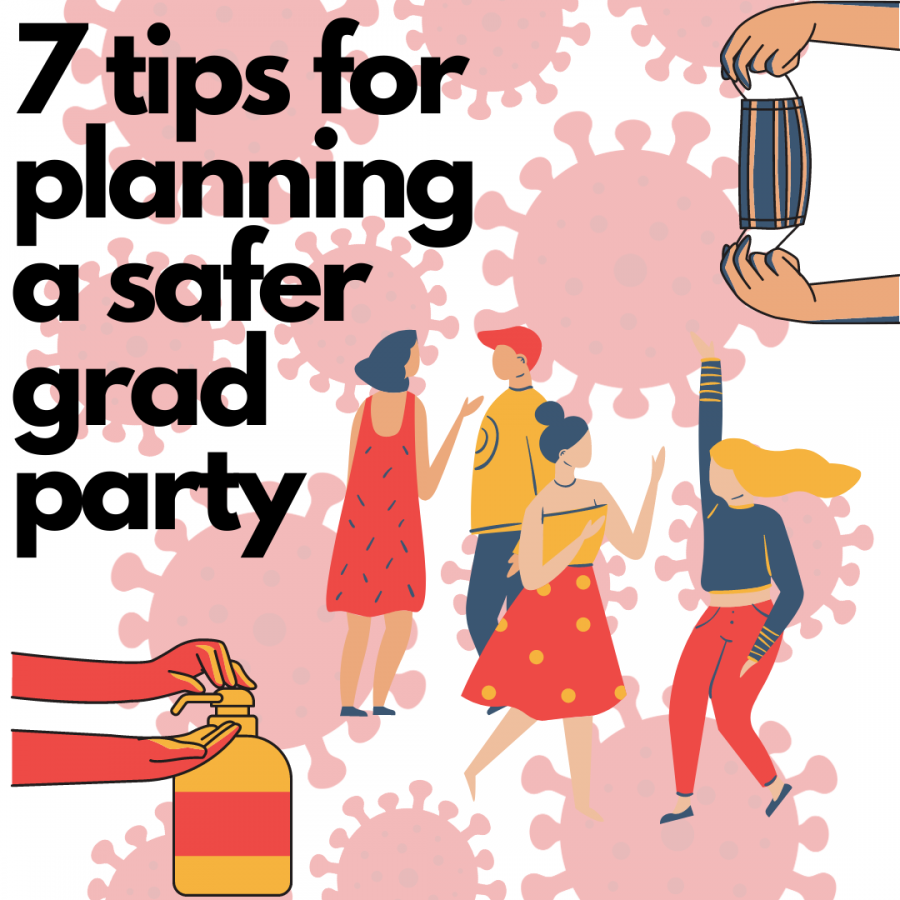 Tips for planning a safer graduation party