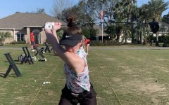 Junior Erika Holmberg continues to thrive within the sport of golf, as well as her other activities and academics, while dealing with difficulties due to a rare condition in her right foot.