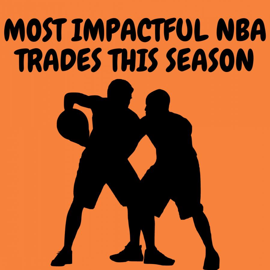 Top 5 most impactful NBA trades this season