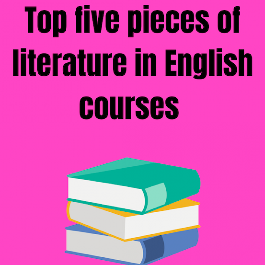 Over the years, these have been the top favorites for books required in literature classes.