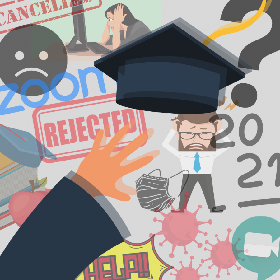 After spending a year masked up, not being able to attend sporting events and record low college acceptance rates, did the class of 2020 really have it worse than 2021?
