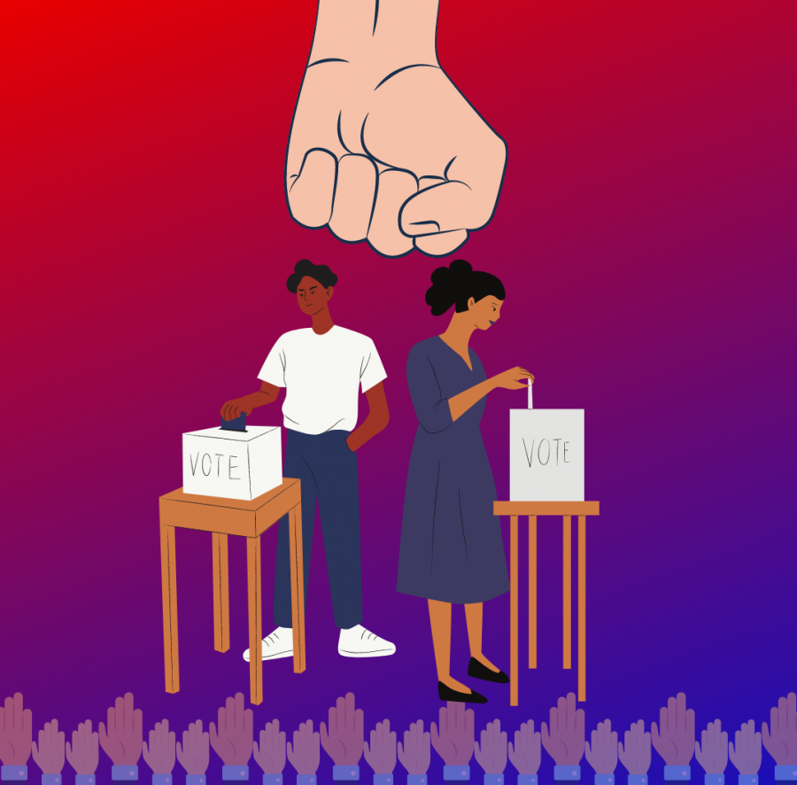 """""""Voter suppression in America has become more prevalent after the 2020 elections, yet is left unaddressed."""""""