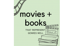 If you're having trouble deciding what to read or watch, check out these 10 works separated into your favorite genres!