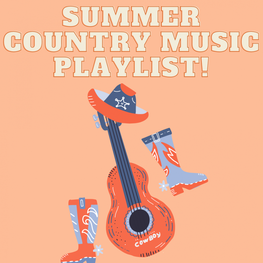 As the seasons change, so do tastes in music. Gear up for the summer of a lifetime with this country music playlist.
