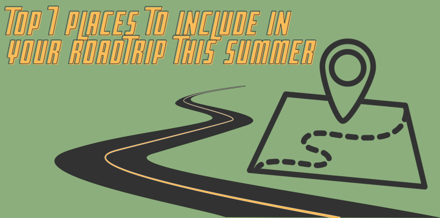 Top 7 places to include in your local summer road trip