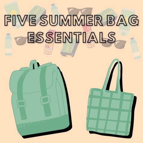 Five summer bag essentials