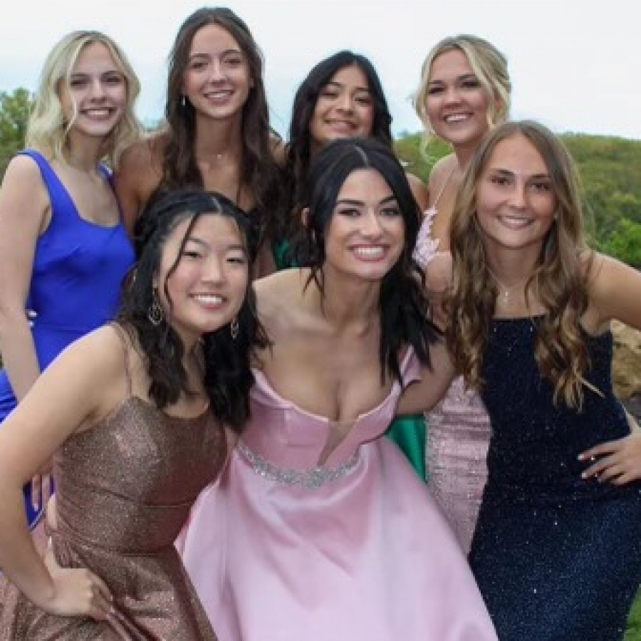 Prom and RAP had a completely different look this year. Upperclassmen share some of their highlights of this year's event compared to past dances.