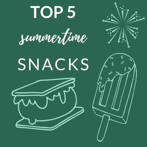 Top 5 summer foods