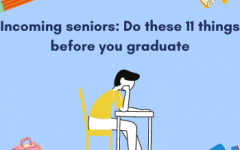 Tips for incoming seniors