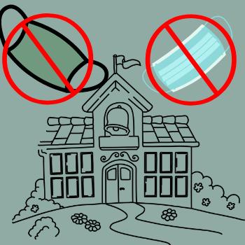 Going against experts advice, Kim Reynolds revokes schools