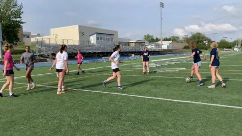 PV Girls Soccer Season