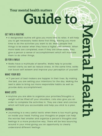 Guide to good mental care