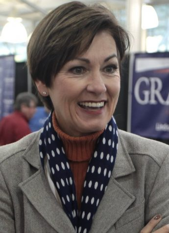 Iowa Governor Kim Reynolds makes the decision to appeal the case ruling that stopped the enforcement of her mask mandate ban.