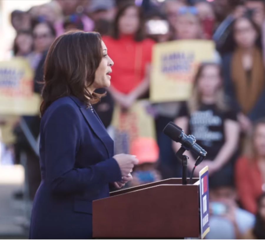 Kamala Harris faces sexist backlash after receiving her title as Vice President.