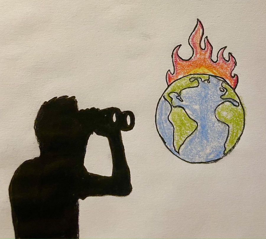 Pleasant Valley students and teachers are committed to increasing the awareness of global issues in young people.