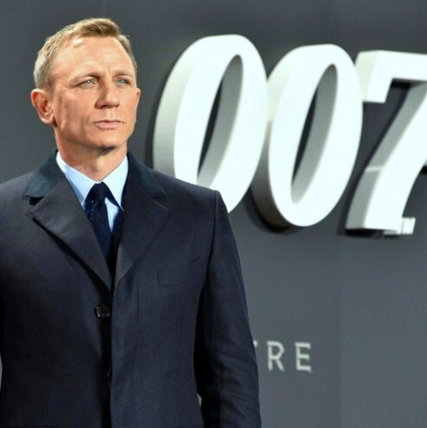 """Daniel Craig attends press tour ahead of the release of """"No Time to Die"""""""