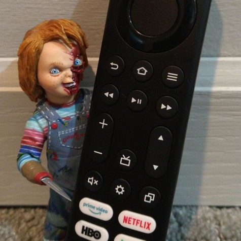 """Chucky takes over television once again in """"Chucky the TV series."""""""