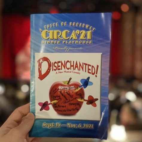 The musical Disenchanted is being performed at Circa '21.