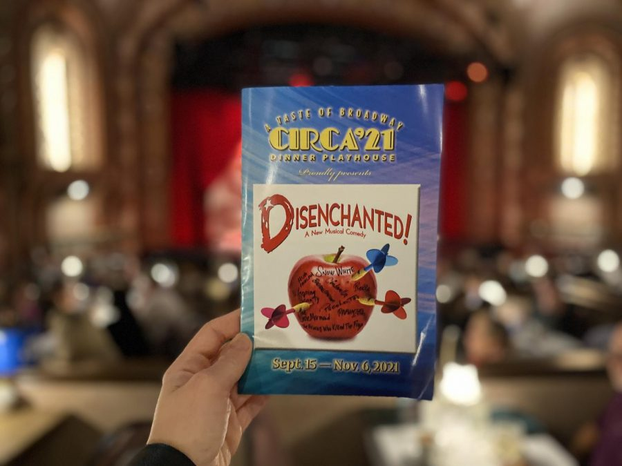 The+musical+Disenchanted+is+being+performed+at+Circa+%E2%80%9821.