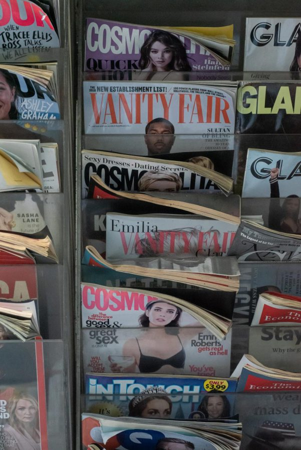 The tabloid magazines that flourished in sales in the early 2010s have been replaced with a new manner of shaming women: social media articles and advertisements.